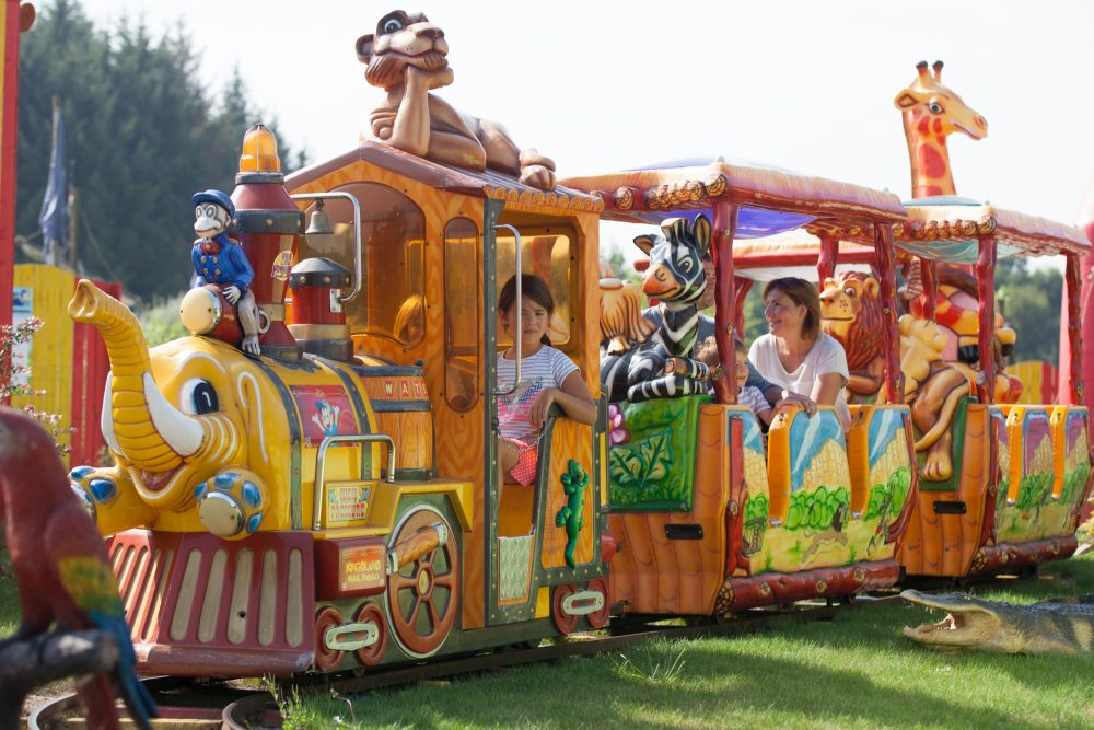 Les z'animos du cirque Kingoland