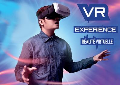 Expérience VR